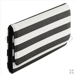 BRAND NEW Kut from the Kloth Slim Striped Wallet